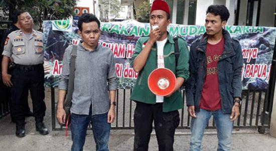Gerakan Pemuda Jakarta: Komnas HAM, Terjadi Pelanggaran HAM di Papua