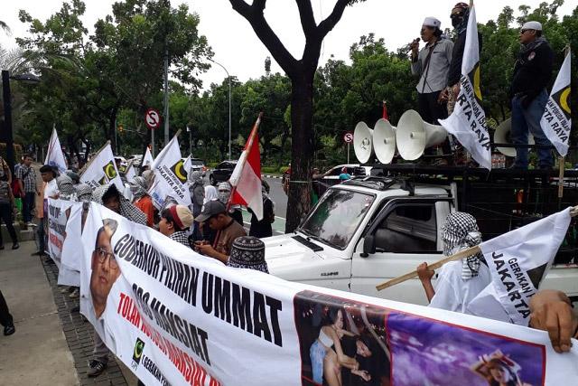 Anies Dikecam GPI Jakarta Raya Karena Izinkan Konser Maksiat Djakarta Warehouse Project