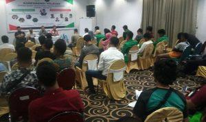 Ismahi Jakarta Kutuk Penyebut Gerakan Mahasiswa Menopang Kepentingan Elit Politik