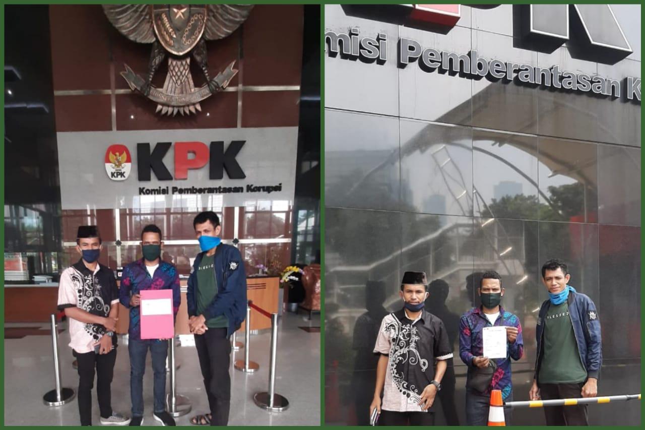Walikota Sorong Beserta Istri Dilaporkan Ke KPK, Diduga Korupsi 145 M