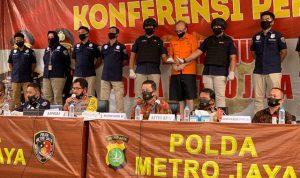 Polda Metro Jaya Tangkap WN Prancis Pelaku Eksploitasi Seksual 305 Anak