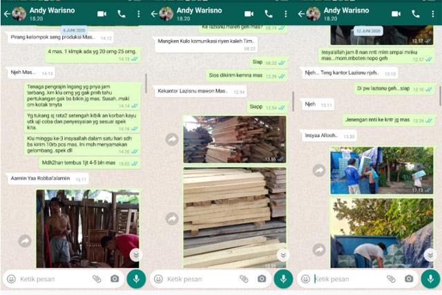 Kotak KOIN NU Lampung Untuk Pemberdayaan Ummat Atau Sengsarakan Rakyat